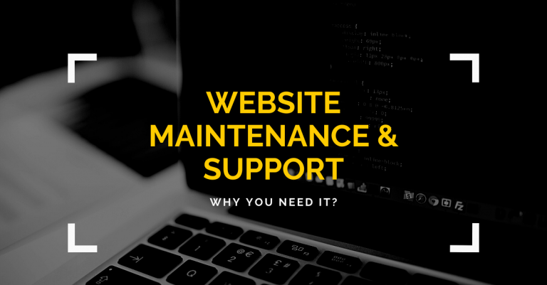 Maintenance and Support Plan