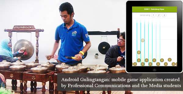 UBD Gulingtangan Mobile App Game