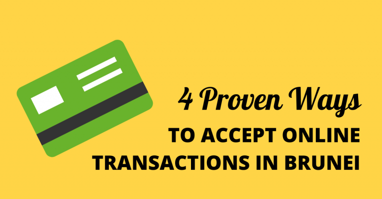 Ways to Do Online Transactions in Brunei