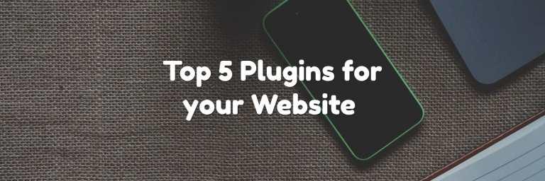 Top 5 Plugins for Brunei Websites